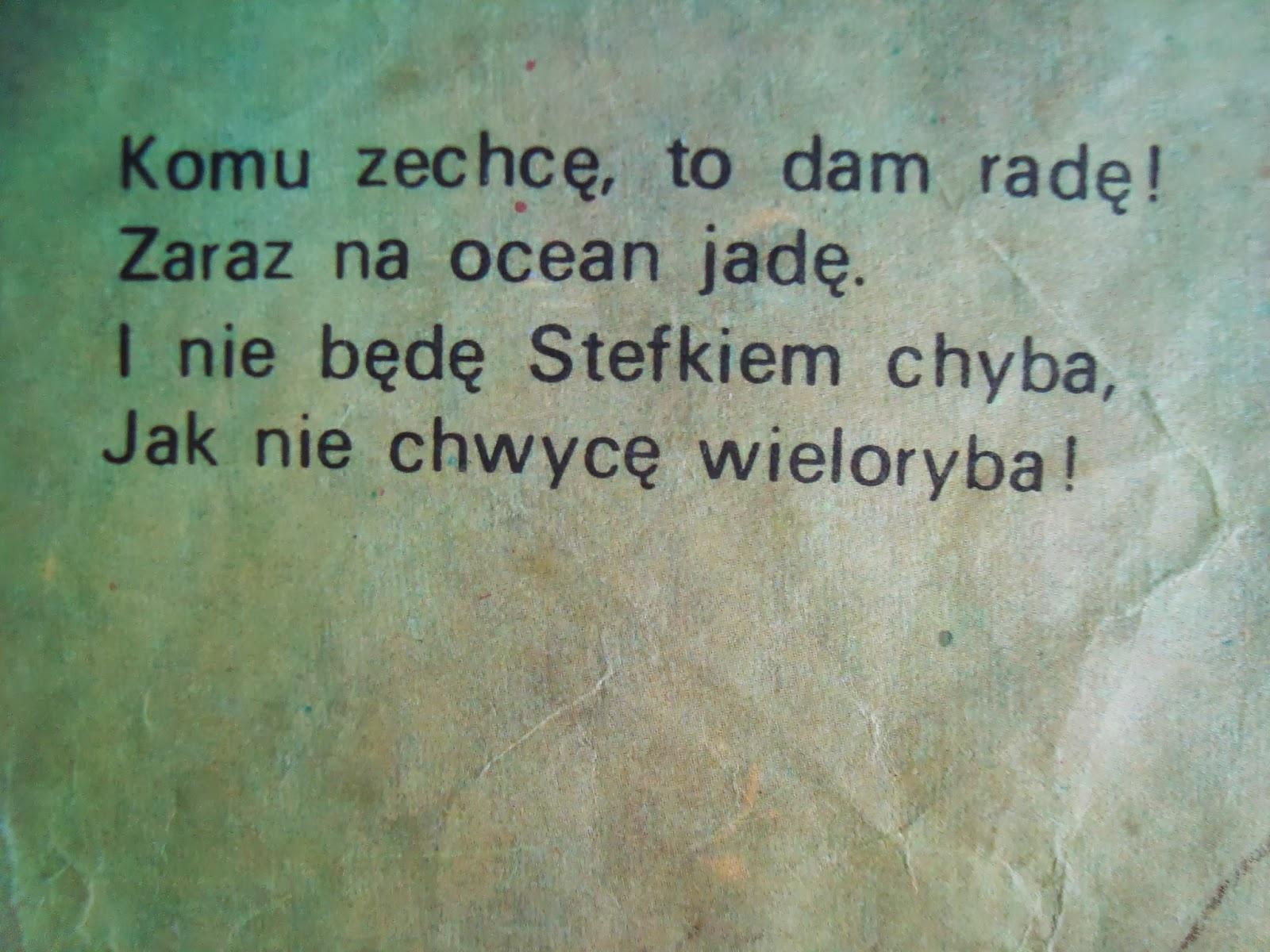 Stefek Burczymucha, Maria Konopnicka, wydanie z lat 80-tych