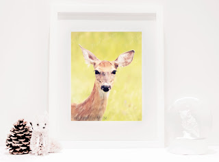 Deer Photography for Nursery and Wall Home Decor. You can purchase and download our photography creations and instantly print at home from our Paper Meadows Photography Shop on ETSY. To Visit our shop now click here.