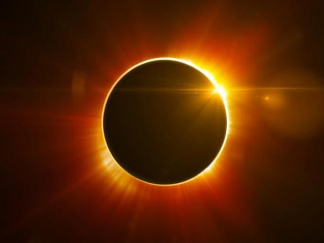 Primer eclipse solar del presente año