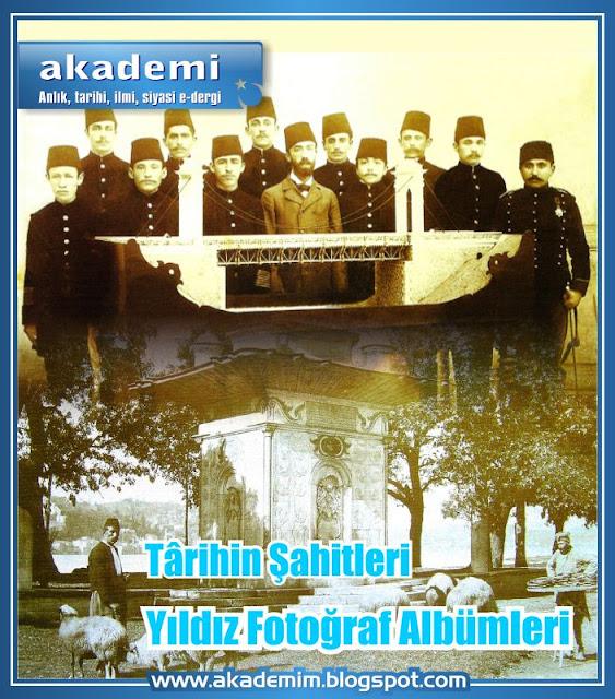 Târihin Şahitleri; Yıldız fotoğraf albümleri