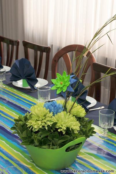 Fotos Repostería, Pastelería Fina Alemana y Decoración  - Fotos Flores Verdes Naturales