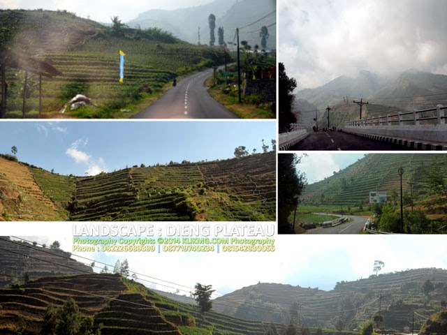 Desaku yang Kucinta - Dieng Plateau, Foto oleh : klikmg.com - Fotografer Banyumas / Fotografer Purwokerto (Landscape - Insert Multiframe Photography)