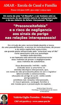 """""""Preconceitofobia"""" e o risco de negligenciar sinais de perigo!"""