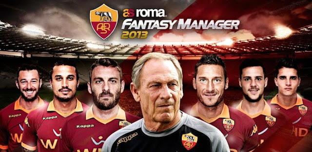 AS Roma Fantasy Manager Android
