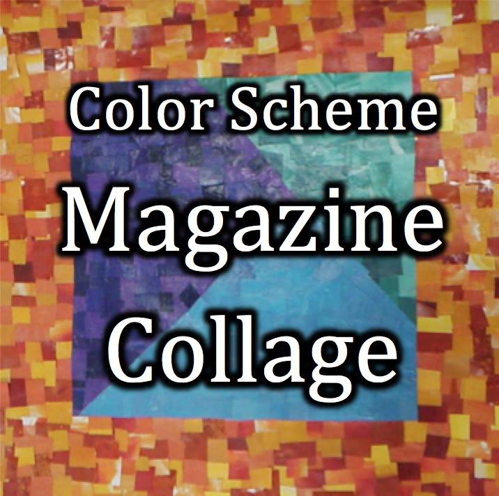 Art Survey (8) | Color Scheme Magazine Collage