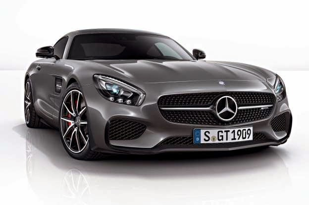 2016 Mercedes-AMG GT Edition 1 Model Debuts
