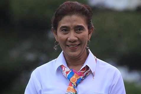 Biografi dari Susi Pudjiastuti