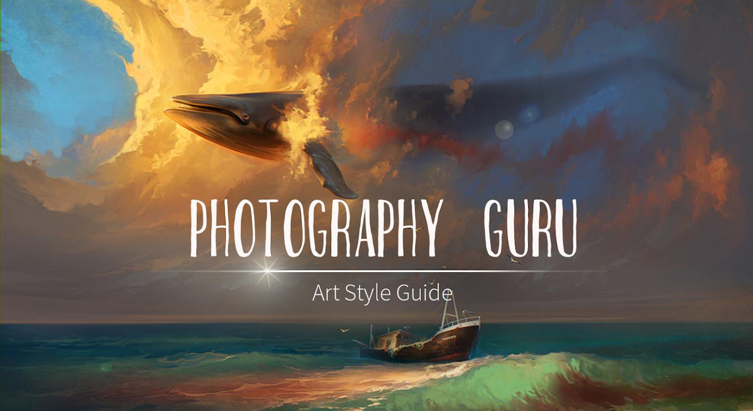 Photography Guru Style Guide