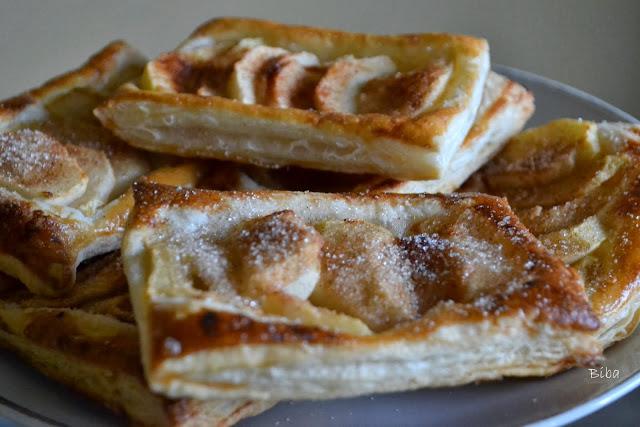 Jablkové koláčiky