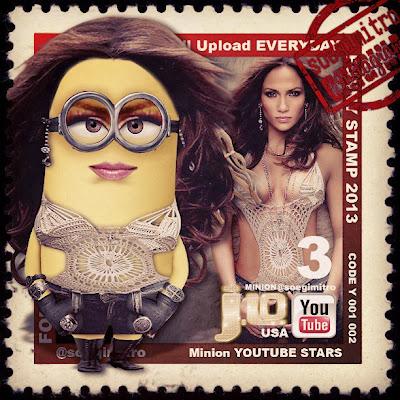 Jennifer Lopez Minion - Musica Parodia