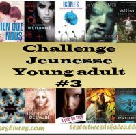 [Challenge] Challenge jeunesse / young adult #3
