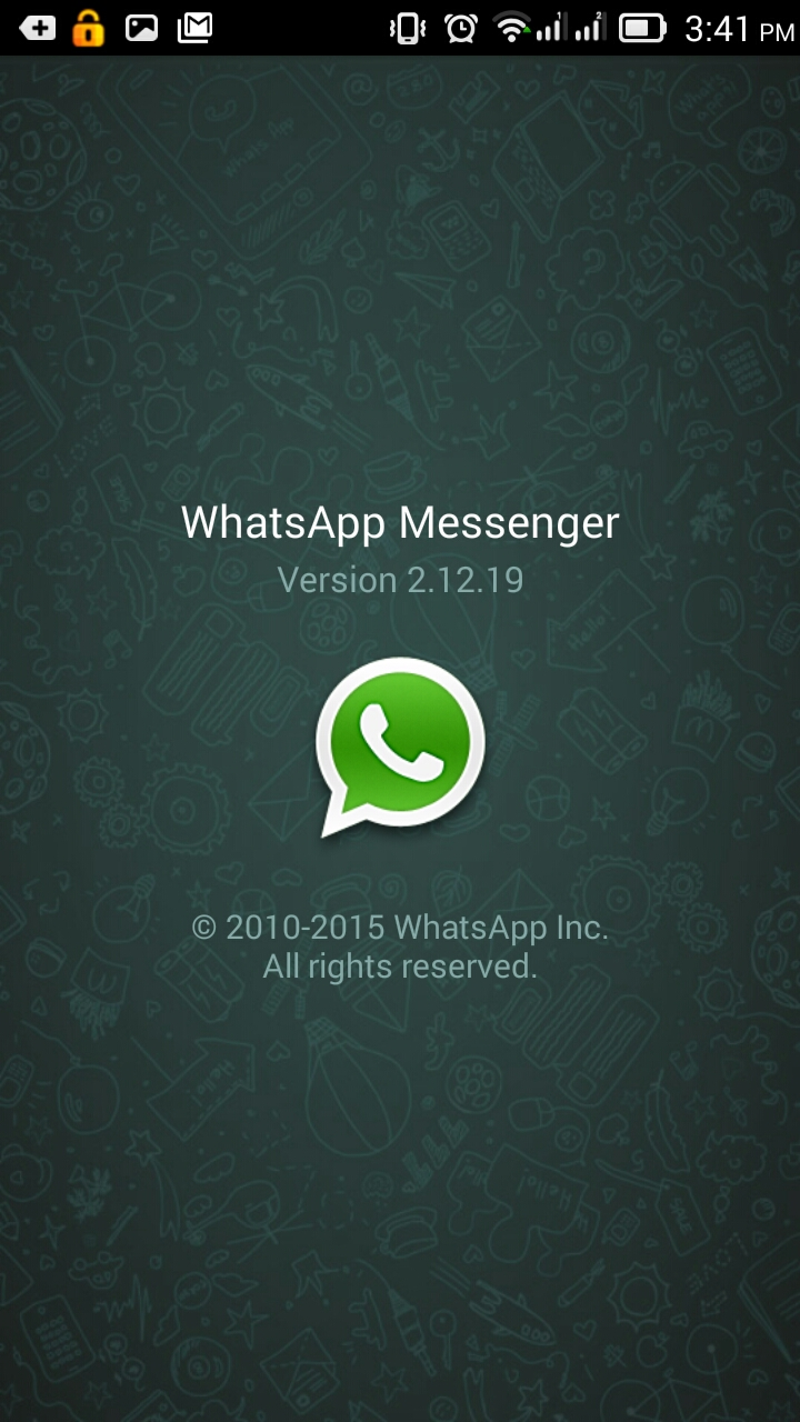 whatsapp messenger 2.12.19