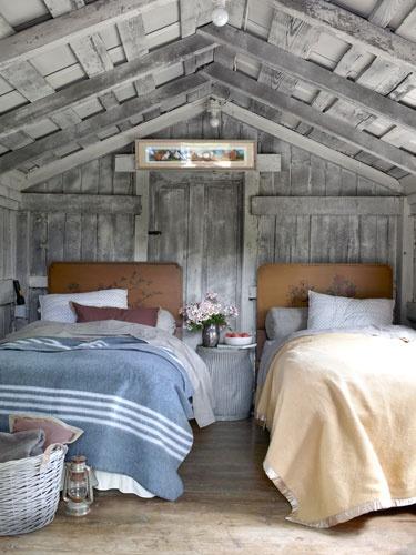 True north the bunkie for Bunkie interior designs