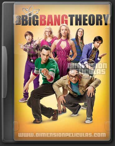 The Big Bang Theory Temporadas 1-5 (HDTV Ingles Subtitulada)