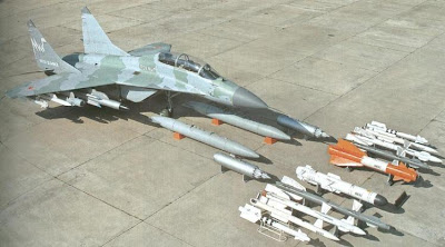 MiG-29M and Mig 29M2 Fighter