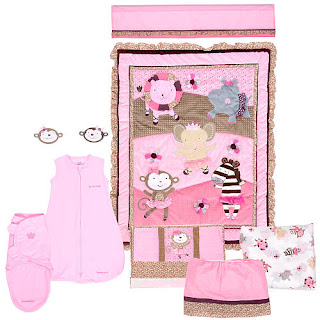 Tu Tu Cute Bedding Collection 8pc