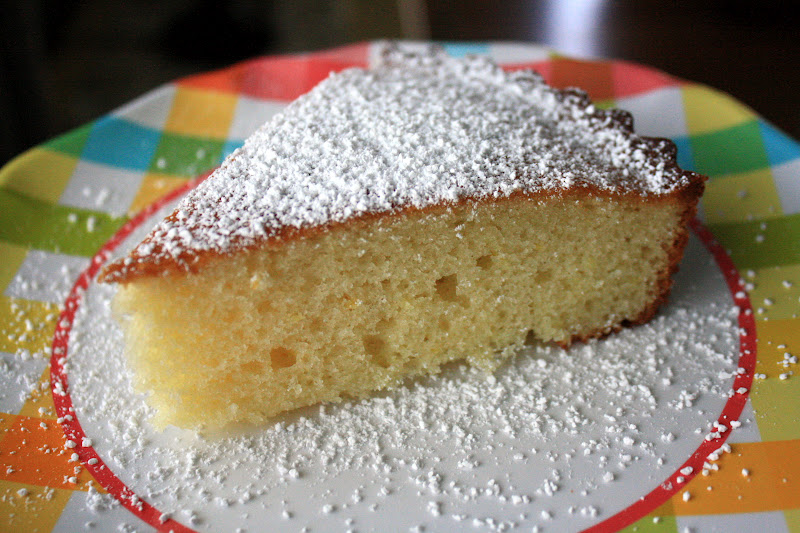 is for Yogurt: French Yogurt Cake (Jennifer)