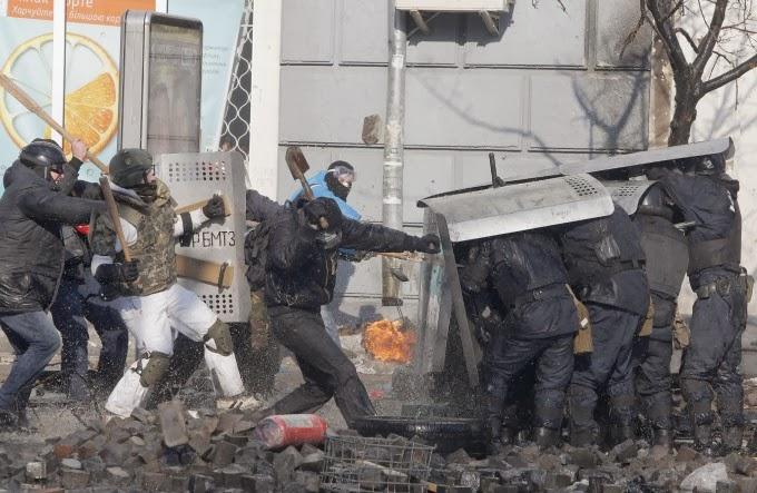 фото майдан незалежности в Киеве