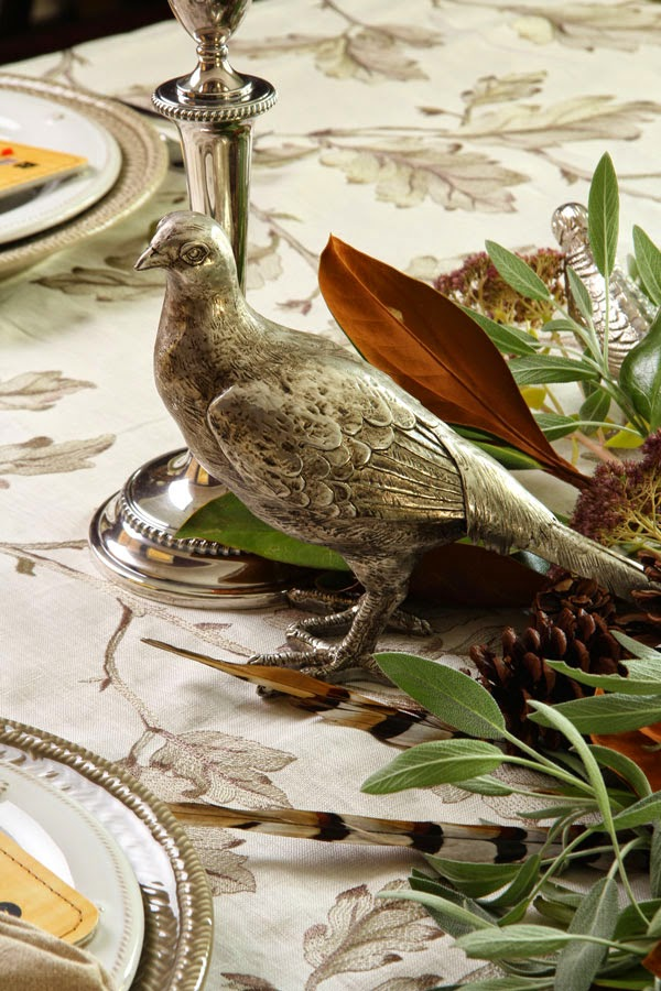 Setting the Table: Thanksgiving (1) |Ridgely's Radar