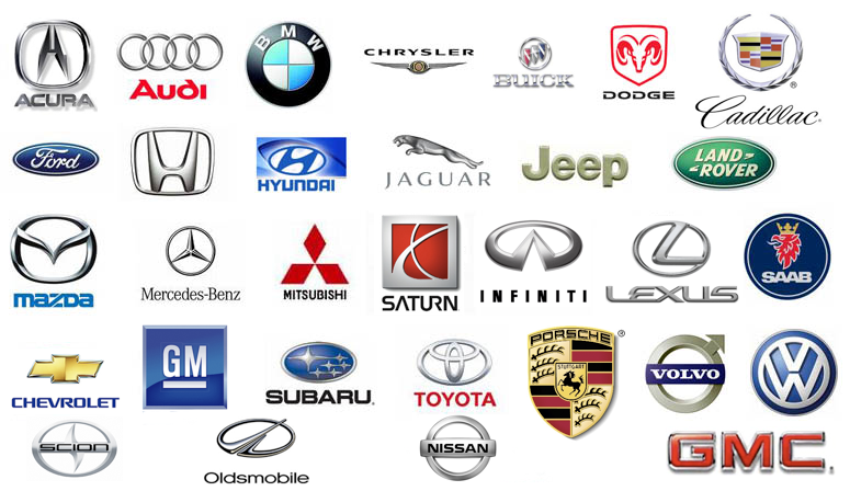 Types Of Cars Logos Images & Pictures - Becuo