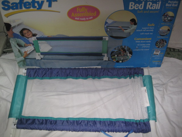 Safety 1st Soft N Secure Portable Bed Rail
