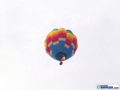 Fiesta Belon Udara Panas Antarabangsa 2011 (Putrajaya International Hot Air Balloon Fiesta 2011)
