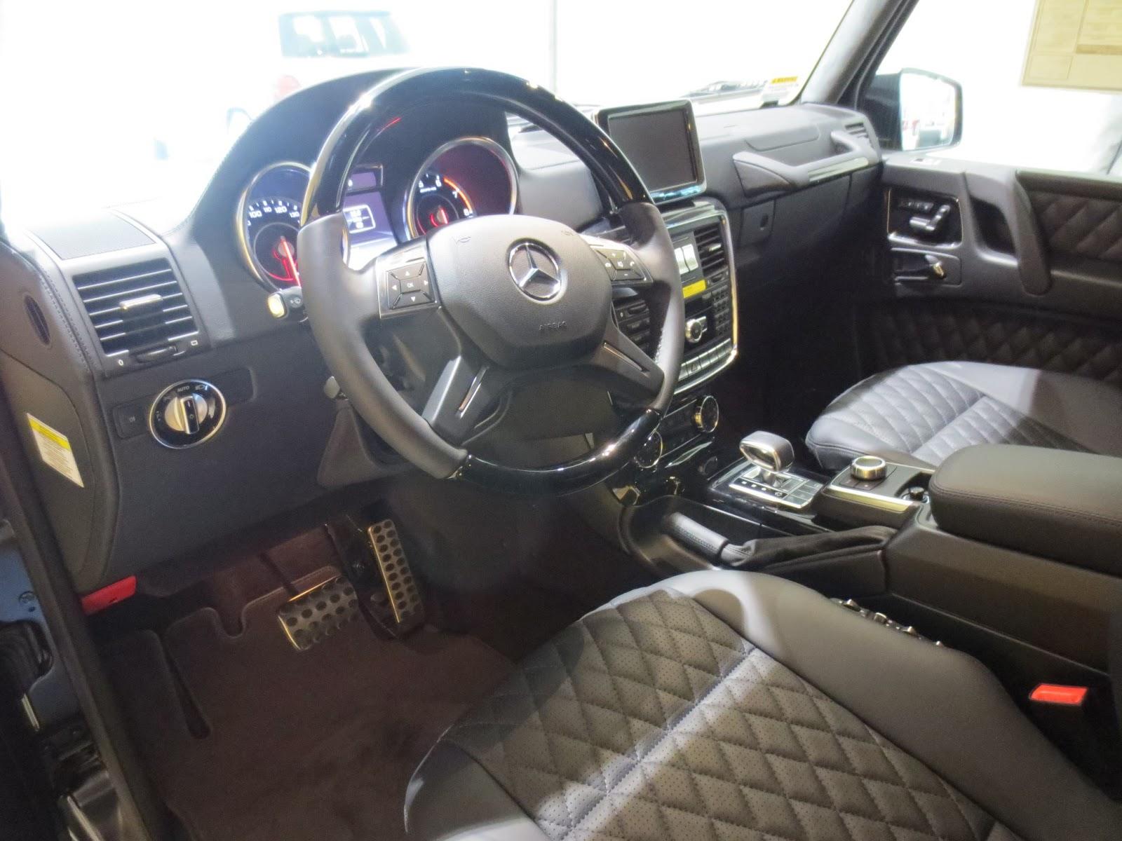 Mercedes benz of lynnwood blog designo matte black g63 amg for Mercedes benz of lynwood