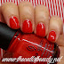 Nail swatch: China Glaze Igniting Love