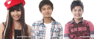 PBB Teens 4 7th Nomination Night list of nominees - Myrtle Sarrosa, Yves Flores and Tom Doromal