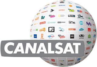 The branding source new logo canalsat - Pointage parabole canalsat ...