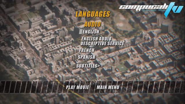 Premium Rush DVDR NTSC Español Latino Menú Full 2012