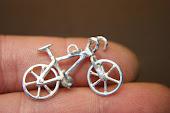 Pingente bicicleta