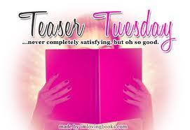 Teaser Tuesday! (6)