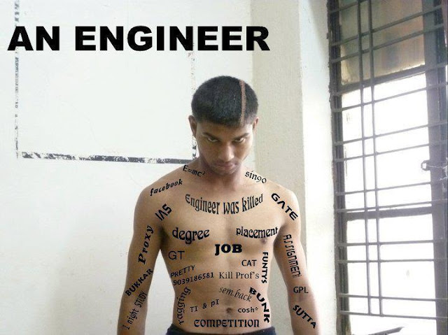 Engineer striving for IAS, JOB, CAT, GATE, Facebook