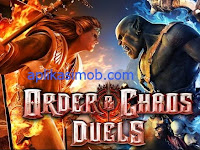 Download Order & Chaos Duels v1.7.1d APK