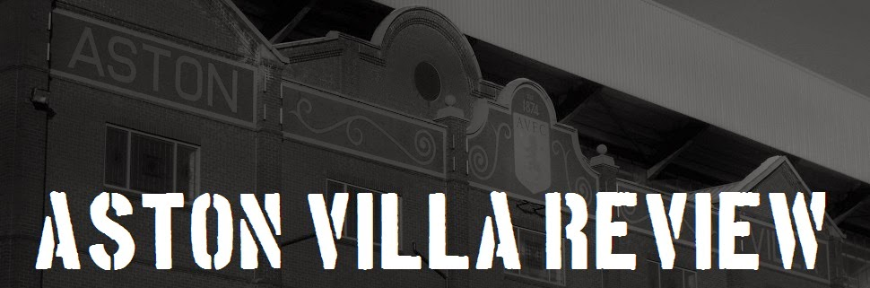 Aston Villa Review: an Aston Villa podcast