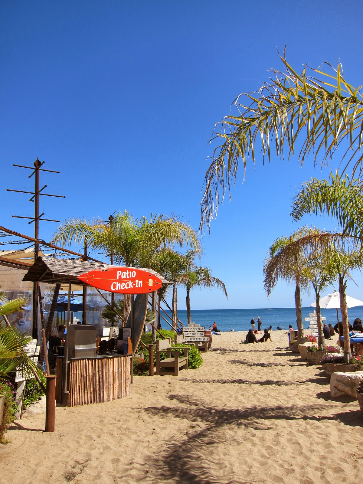 Paradise Cove Beach Cafe Menu Malibu
