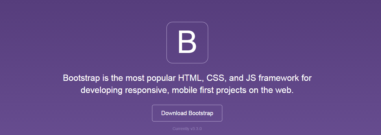 Bootstrap Script Download