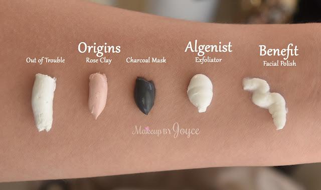 Origins Original Skin Retexturizing Mask With Rose Clay Swatch Review