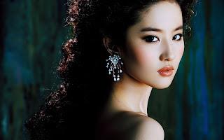 Crystal Liu Yi Fei (劉亦菲) Wallpaper HD 7
