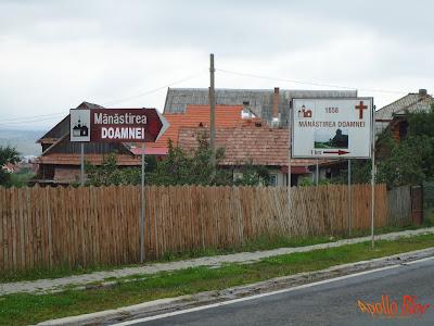 Indicator Manastirea Doamnei
