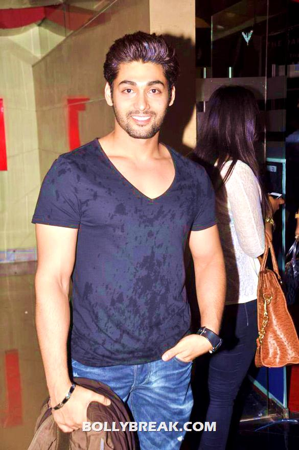 Ruslaan Mumtaz - (13) - Bollywood & TV Celebs at the Premiere of 'The Dark Knight Rises'