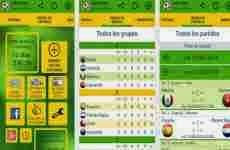 Jalvasco Copa del Mundo 2014: aplicación para seguir el mundial en Android