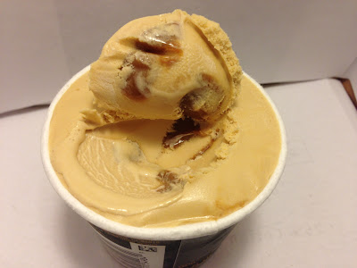 Crazy food dude review haagen dazs sea salt caramel gelato for Gelati haagen dazs
