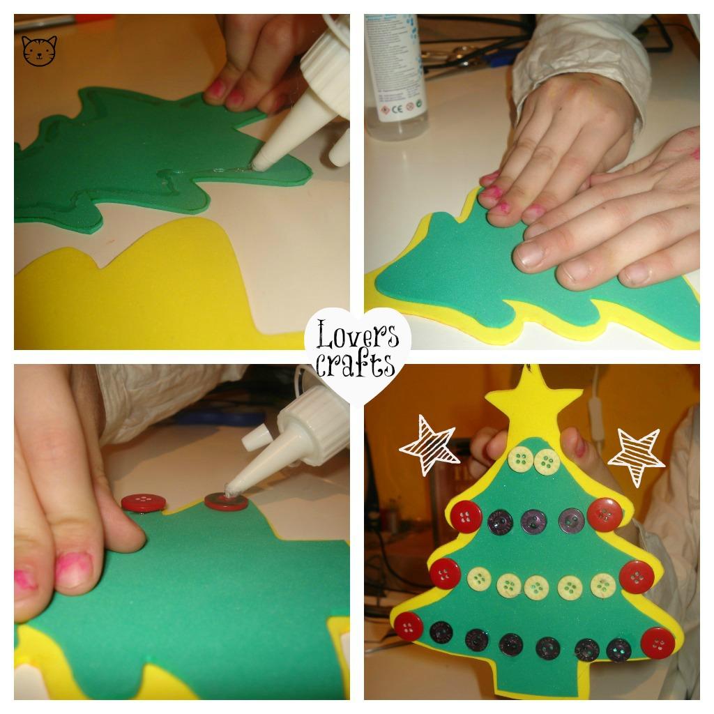 Lovers Crafts Manualidades Faciles Para Hacer Con Ninos - Manualidades-de-navidad-para-nios-de-preescolar