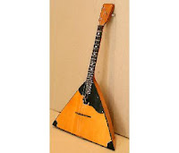 The Balalaika - Weird Musical Instruments