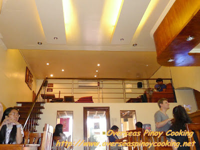 Coffee Break Vigan - Mezzanine