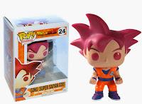 Funko Pop! Super Saiyan God Goku