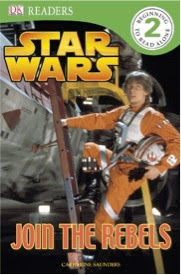 bookcover of STAR WARS Join the Rebels with link to review