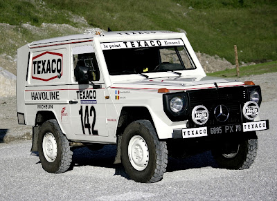 Mercedes Benz G Class Standard Resolution Wallpaper 2